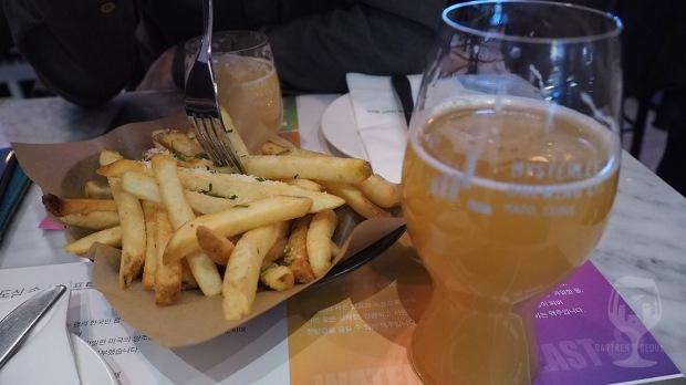 A frech fries platter.