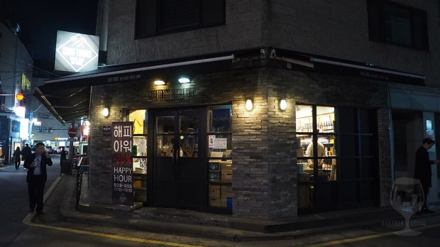 Craft Bros tap house, Banpo, Seoul, South-Korea