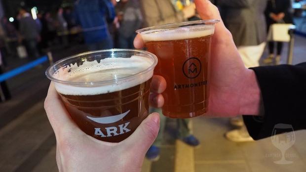 Bar Trek Seoul, Great Korean Beer Festival 2018